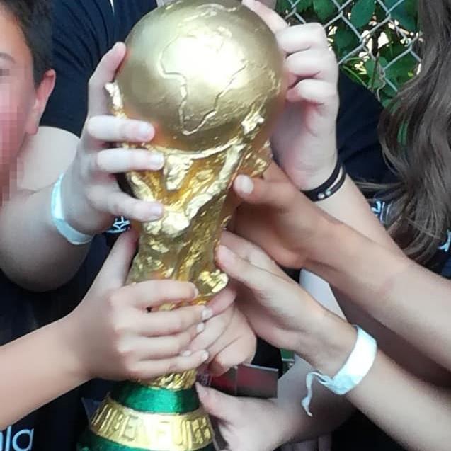 Weltmeister-Pokal