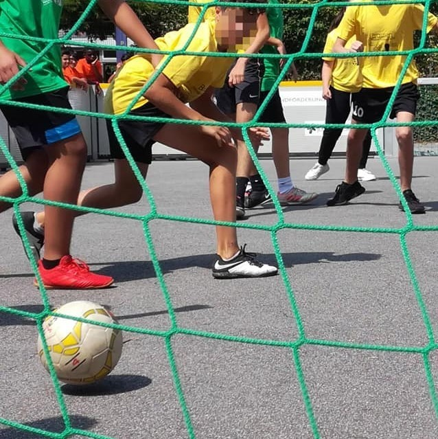 Eindrücke der Straßenfußball-WM